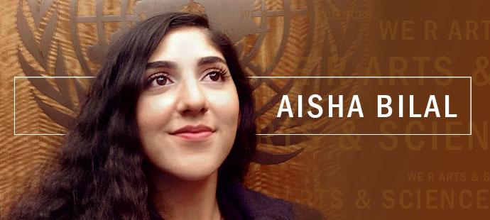 Aisha Bilal