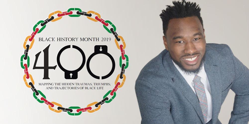 Black History Month Prentiss Dantzler