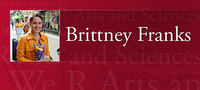 Brittney Franks Web Header