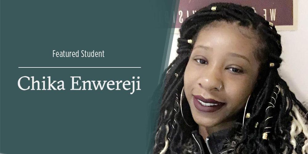 Chika Enwereji