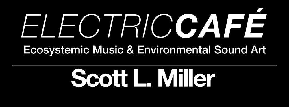Electric Cafe featuring Scott L. Miller