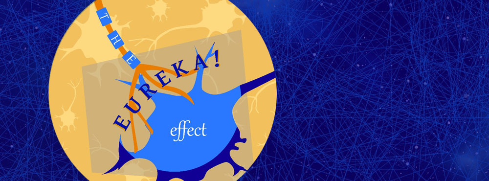 The Eureka effect podcast header
