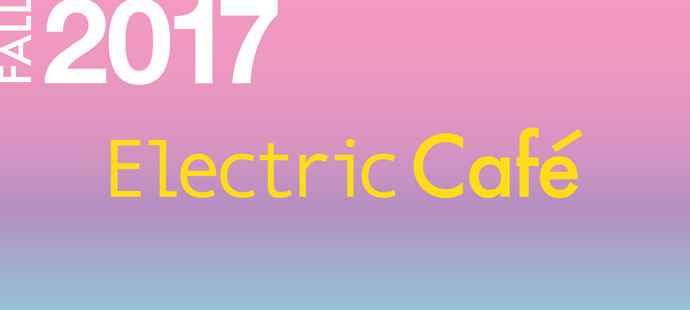 Electric Cafe Series Begins 9/25