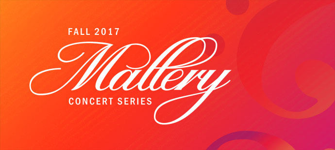 Mallery Concert Series Continues 10/25 with Alighieri Duo