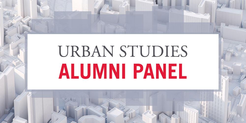 Urban Studies Panel