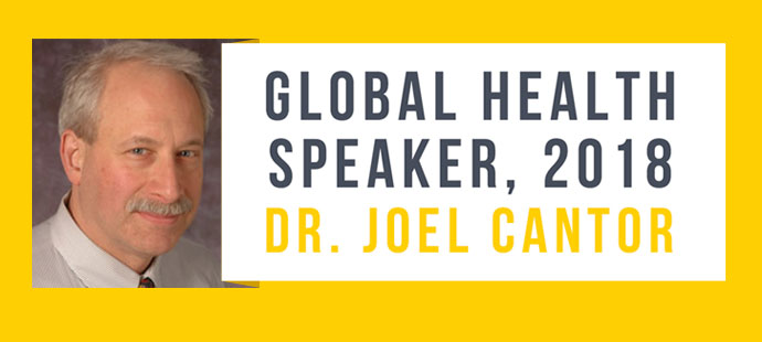 Global Health Speaker