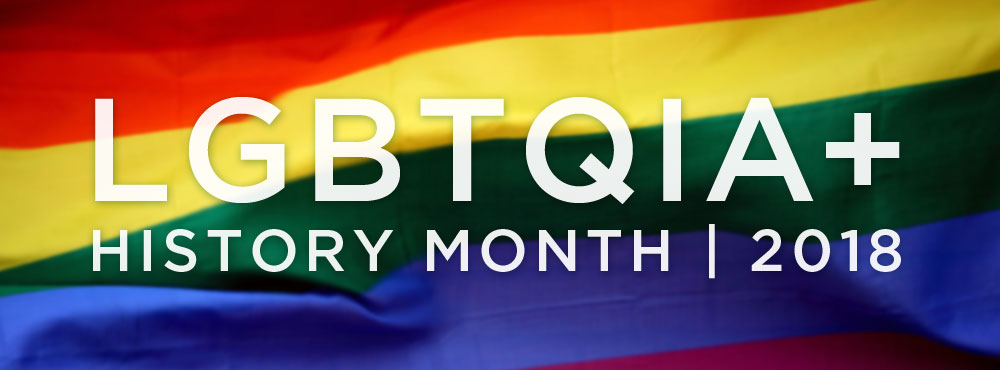 LGBTQIA+ History Month Events