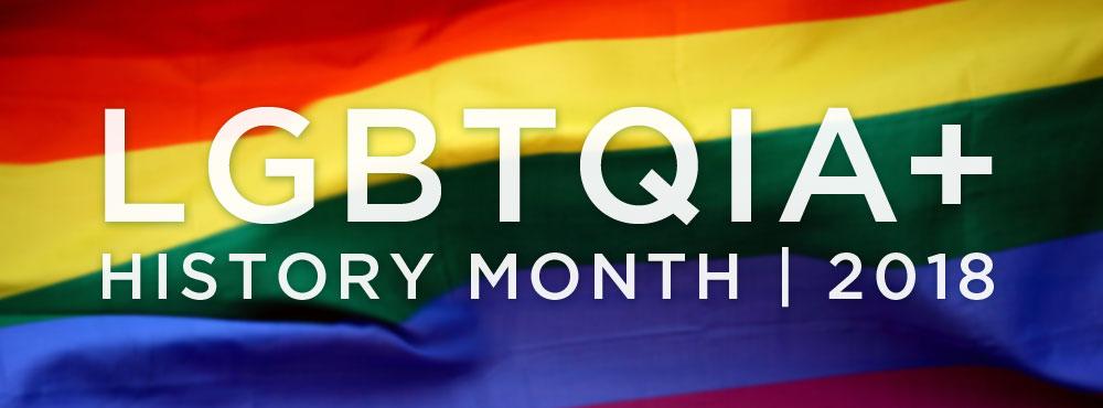 LGBTQIA+ History Month Events