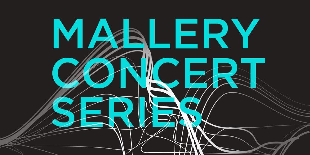 Mallery Concert Series header
