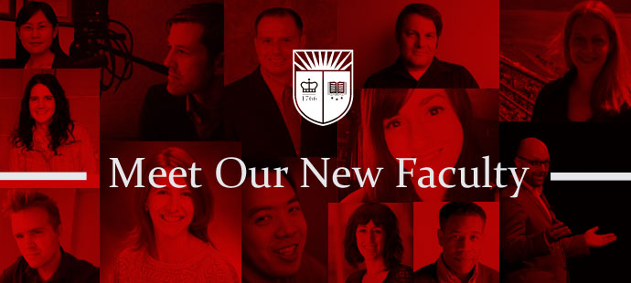 New Faculty Web Header