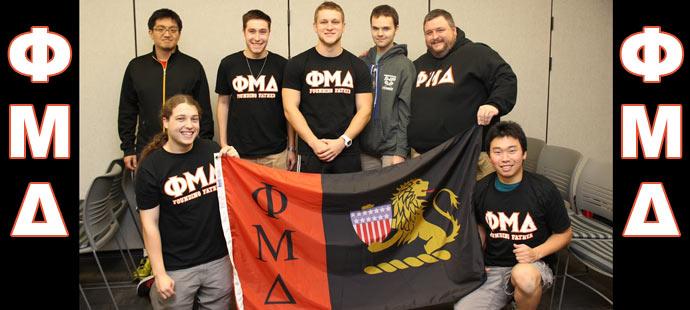 Phi Mu Delta Fraternity