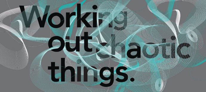"""Senior Thesis Exhibition, """"Working Out Chaotic Things"""" Now Open"""