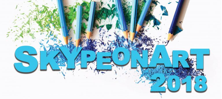 SkypeOnArt Concludes Spring 2018 Series on Mar. 26