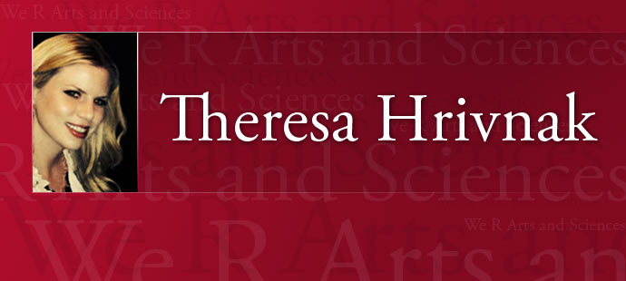 Theresa Hrivnak Web Header