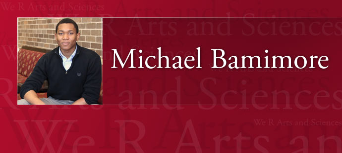 Michael Bamimore Web Header