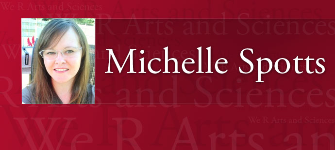 Michelle Spotts Web Header