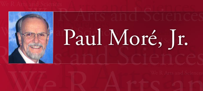 Paul More Jr. Web Header
