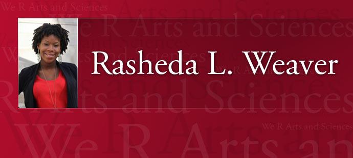 Rasheda Weaver