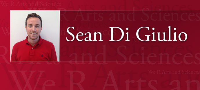 Sean DiGiulio Web Header