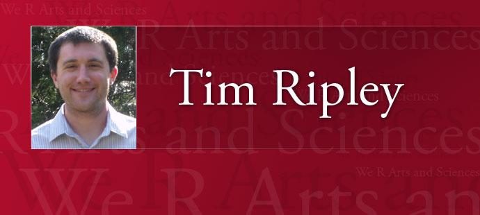 Tim Ripley Web Header