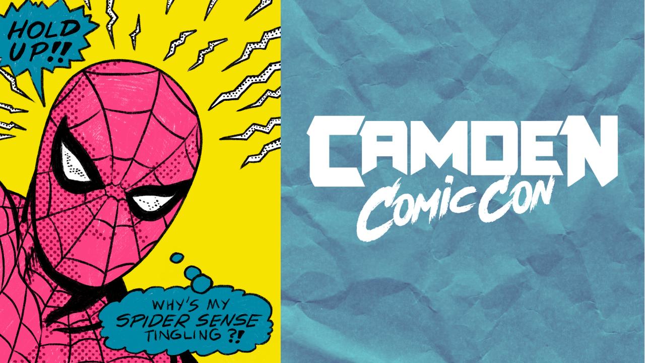 Camden Comic Con