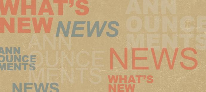 FASC News Banner