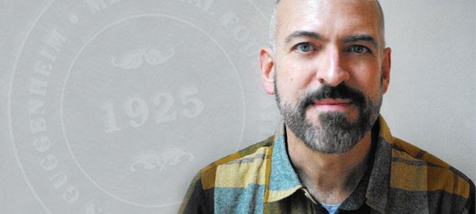 Paul Lisicky Named a 2016 Guggenheim Fellow