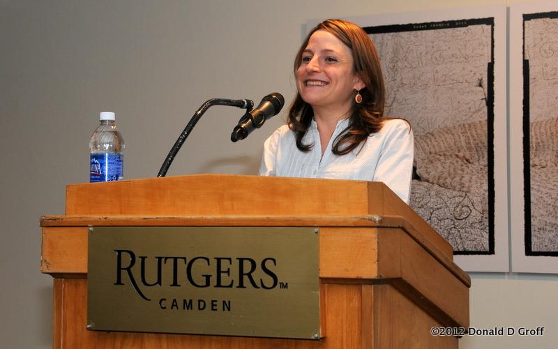 Karen Russell at Rutgers-Camden
