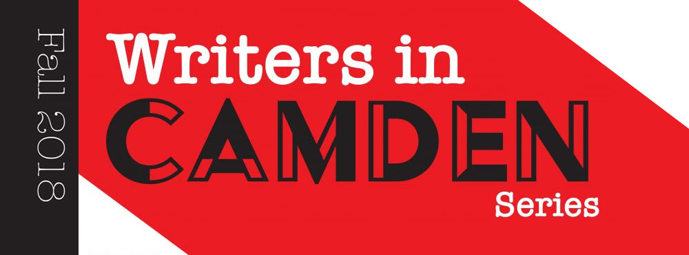 Fall 2018 Writers in Camden series